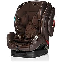 Innovaciones MS Encore 875 silla auto, grupo 1/2/3 (9-36 kg) color marrón