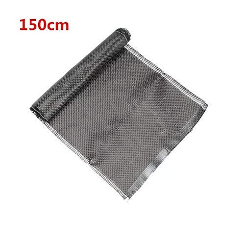 SUCAN 3K 200gsm 20cm Plain Webart Carbon Faser Tuch Gewebe 30/60/150 / 300cm (150CM) -