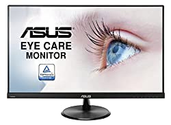 Asus Vc279h 27 Inch Full Hd Widescreen Led Multimedia Monitor - Black
