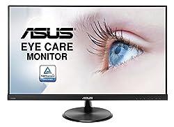 Asus Vc279h 27 Inch Full Hd Widescreen Led Multimedia Monitor - Black