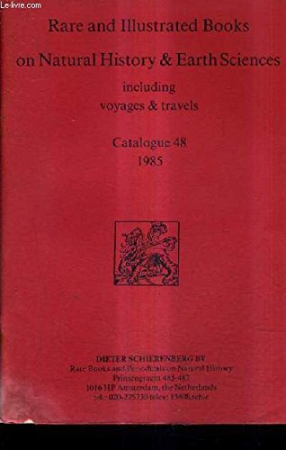 catalogue-n148-1985-dieter-schierenberg-bv-rare-and-illustrated-books-on-natural-history-earth-scien