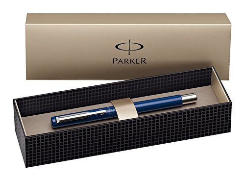 parker-vector-rollerball-pen-with-medium-blue-refill-gift-box-blue