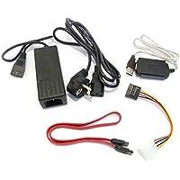 Adaptador para conectar dispositivos IDE o Sata a USB