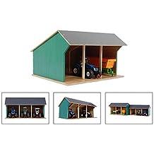 Bauernhof Van Manen Silo mit Ständer Spielzeug NEU KidsGlobe Maßstab 1:32