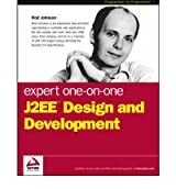 [(Expert One-on-one J2EE Design and Development)] [by: Rod Johnson]