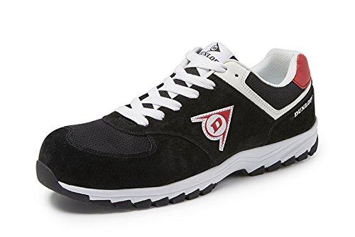 Flecha De Vuelo De S3 La Zapatos Deporte Negro Src Seguridad Hro Dunlop g1q5twdt