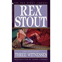 [(Three Witnesses)] [Author: Rex Stout] published on (December, 1994)