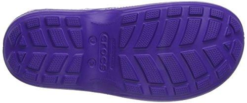 Crocs Handleit, Bottes mixte enfant Violet (Ultraviolet)