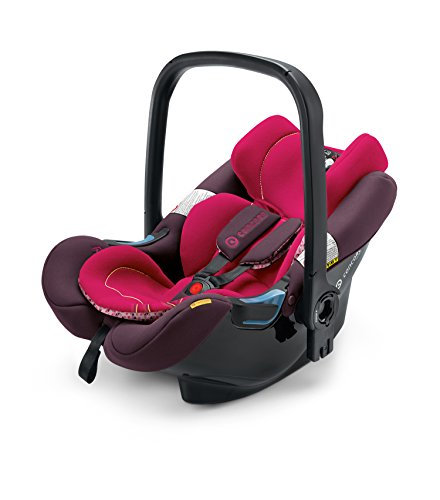 Concord Kinderautositz Air.Safe, Gruppe 0+ (0-13 kg), Rose Pink, Kollektion 2016