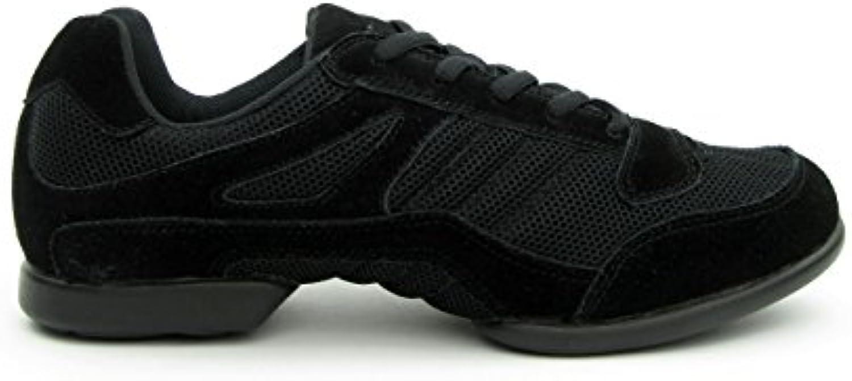 Rumpf - Zapatillas de danza para hombre  -