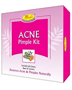 Magic Fruit Extract Range Acne Pimple Kit, 425g + 125ml