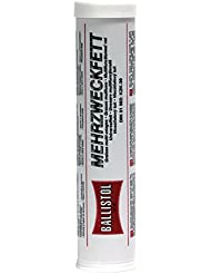 Ballistol Technische Produkte Mehrzweckfett Kartusche 400 g, 25350