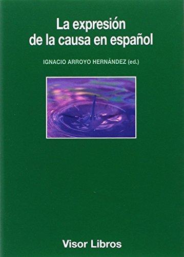 La expresión de la causa en español (visor lngüística) EPUB Descargar gratis!