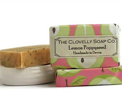 clovelly-soap-co-sapone-naturale-fatto-a-mano-lemon-poppy-seed-per-tutti-i-tipi-di-pelle-100-g