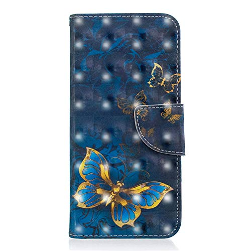Preisvergleich Produktbild NEXCURIO Samsung Galaxy S8 / G950 Hülle Leder, Handyhülle Tasche Leder Flip Case Brieftasche Etui mit Kartenfach Stoßfest Kratzfest Schutzhülle für Samsung Galaxy S8 - NEBFE13440#3