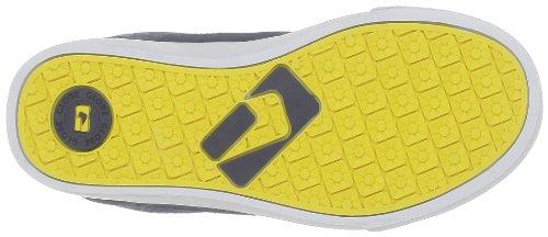 Globe Tb Kids Velcro, Jungen Skateboardschuhe Blau (13012 Navy Yellow)