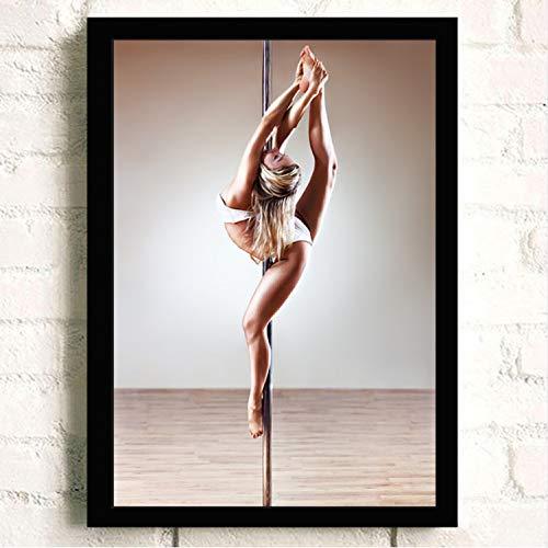 Wandbild Dance Studio