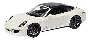 Schuco 450039500 Porsche 911 Carrera GTS Cabriolet - Coche (Escala 1:18)