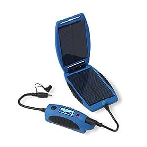 Power Traveller Powermonkey-eXplorer Chargeur pour iPod / Téléphone Portable Bleu