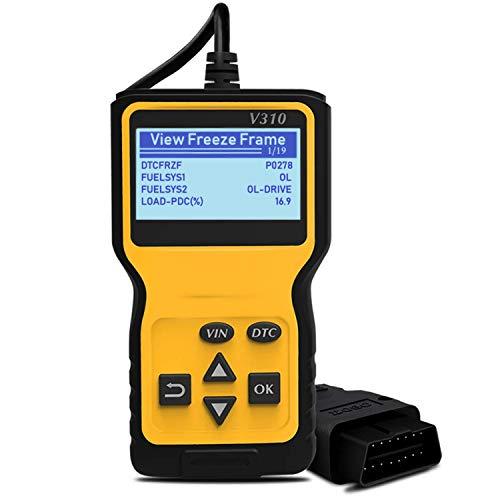 OBD Connect - OBDII OBD 2 Professional Car Diagnostic Scanner | Engine  Fault Code Reader