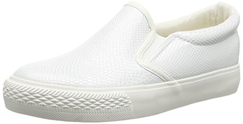 DolcisRiva - Sneakers donna Bianco (Bianco (White))