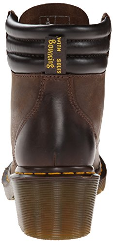Dr. Martens ALEXANDRA Wyoming, Stivali Donna Marrone (Braun (Brown))