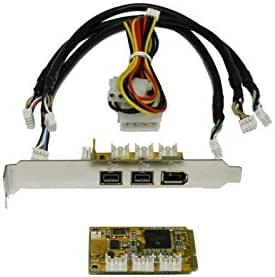 Exsys Schnittstellenkarte Mini Pcie Firewire B Karte Computer Zubehör