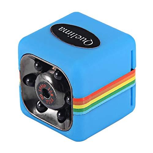 non-brand Homyl 1 Kit SQ11 Mini-DVR-Recorder-Kamera 120-Grad-HD-Auto-Recorder Blau 120-grad-auto