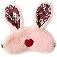 Doitsa Schlafmaske Kaninchen Modellierung Augenmaske für Erwachsene/Kind Premium-Schlafmaske mit Kühlkissen- auch... preisvergleich bei billige-tabletten.eu