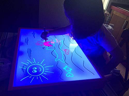 Mesas Monteluz Mesas de luz Montessori R-Crea