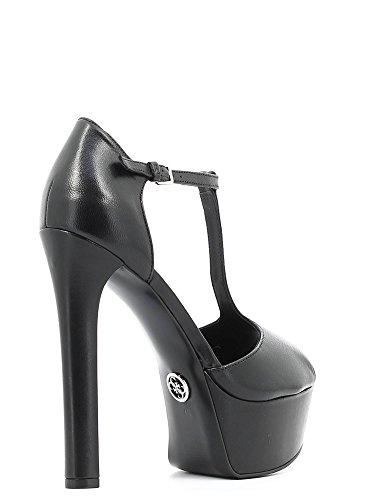 Guess , Sandales pour femme Noir Nero Noir - Nero