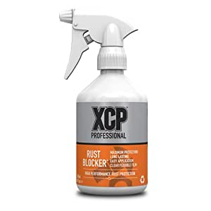 XCP Rust Blocker - High Performance Rust Protection Spray 500ml Trigger Bottle