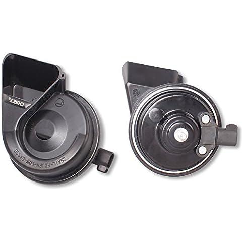 chsky dl-for-1Coppia lunotto auto corno 12V suono 119db - Ford Mustang Horn