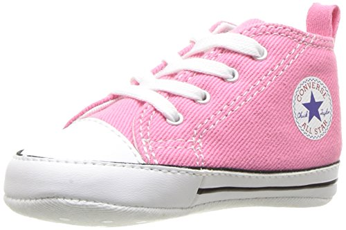 Converse First Star Cvs 022110-12-13, Unisex - Kinder Sneaker, Pink (Rose), EU 18