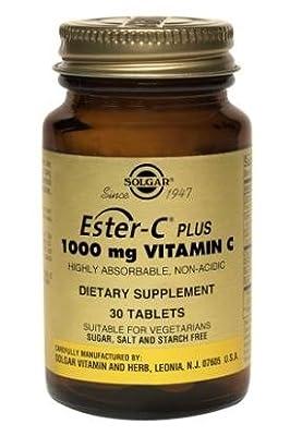 Extra Potency Ester-C Plus - 60 - Tablet from Solgar