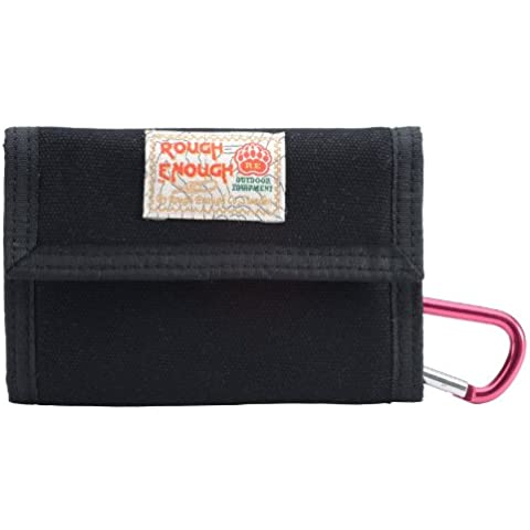 Rough Enough Canvas Classic Casual Wallet