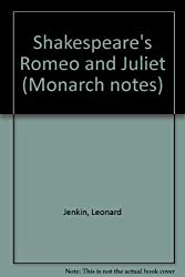Shakespeare's Romeo and Juliet (Monarch notes)