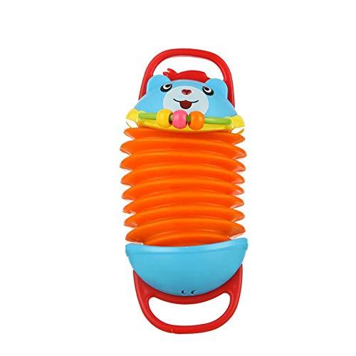 Baby Akkordeon Musikinstrument Kinderspielzeug Intellektuelle Entwicklung Musikinstrument tragen