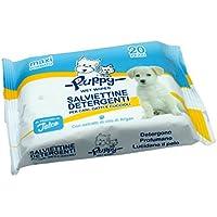 Idrofil Toallitas Limpiadoras Multiusos para Perros (24Paquetes DE 20Unidades)