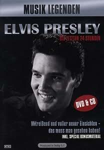 Musik Legenden: Elvis Presley – Die letzten 24 Stunden (DVD + CD)