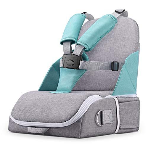 LYXPUZI Baby, das Sitz isst Baby Eat Dining Chair Bag - multifunktionaler faltbarer tragbarer Baby-Speicher-Mumie-Speisetisch-Stuhl Kleiner Stuhl für einen kleinen Hocker (Farbe : A) (Bag Stuhl)