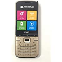 Micromax X930 with 3000 mAh Battery -(Champage)