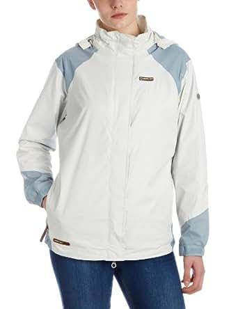 Timberland Women's System Core Jacket White/Blue 32426-151 X-Small