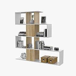 Habitdesign Wood & Colors Librería Kafka D11 Madera