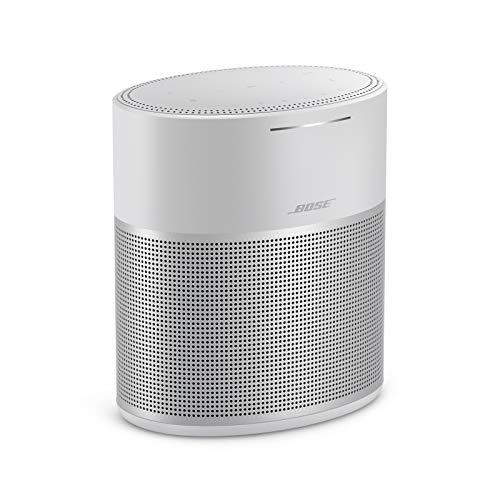 Enceinte Bose Home Speaker 300 avec Amazon Alexa Intégrée - Argent