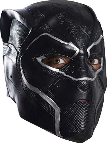 Marvel Black Panther 3/4 Maske (Panther-marvel Black Maske)