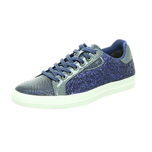 Tamaris Damen 23606 Sneakers Blau
