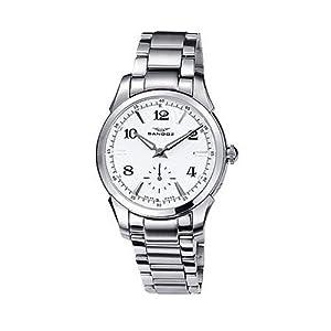 Reloj Sandoz Diver 72572-00 Mujer Blanco