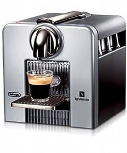 delonghi en 185 m le cube nespresso espressomaschine silber. Black Bedroom Furniture Sets. Home Design Ideas
