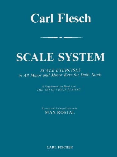 Carl fischer music the best amazon price in savemoney scale system scale exercises in all major and minor keys for daily study by carl fandeluxe Choice Image